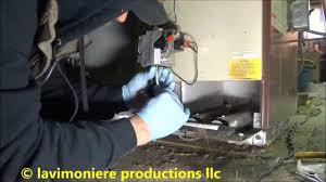 utica gas boiler pilot light gas boiler no heat pilot out youtube