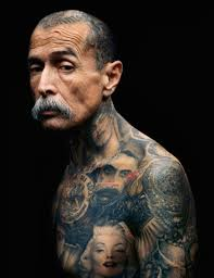 Old Man Tattoo Meme - 23 seniors that prove tattoos can still look cool on old people