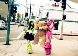 Halloween Costumes Teddy Bear Josie Stevens Married Rock Valentine Monster
