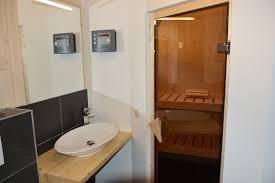sauna im badezimmer chalet wellness superior