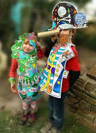 fantastical halloween costumes for kids handmade charlotte