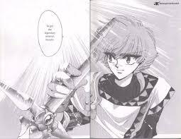 zagato magic knight rayearth qmanga magic knight rayearth chapter 2 on mangareader