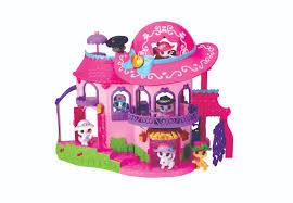 kitty club house whatnot toys