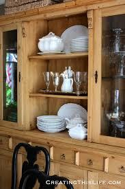 Glass Display Cabinet Craigslist How To Make A Wine Glass Chandelier Hometalk