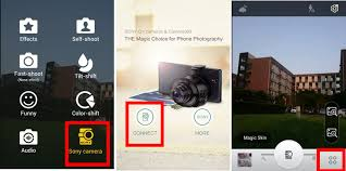 camera360 ultimate for android camera360 v4 7 7 for android brings support for sony qx10 and qx100