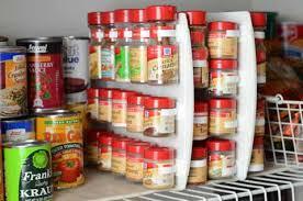 Red Spice Rack Spicestor Organizer Rack Home