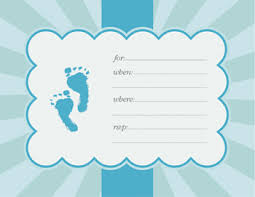 printable baby shower invitations baby boy shower invitations printable theruntime