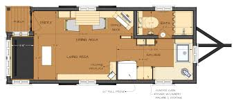 cool floor plans tiny house floor plans and designs for build your own home nice