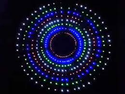 led design led illumination design board catek 600 patterns