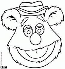 muppets coloring pages coloring pages muppets printable