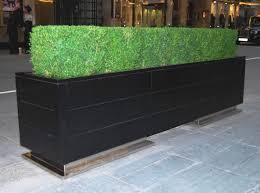 corrugated metal planters best metal planters ideas