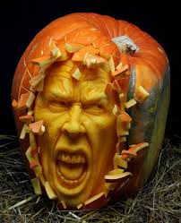 Funny Halloween Pumpkin Designs - 16 best awesome halloween pumpkins images on pinterest