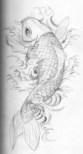 110 best japanese koi fish designs and drawings koi fish