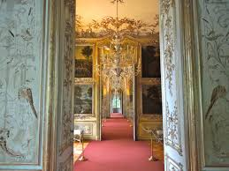 Palace Design Architect Design Amalienburg Heaven At Nymphenburg Palace