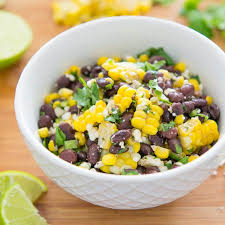 Mexican Side Dishes For Thanksgiving Mexican Street Corn Salad With Black Beans Fifteen Spatulas