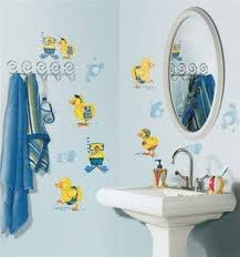 Rubber Ducky Bathroom Decor