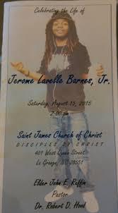 Robert Barnes Jr Fundraiser By Valentina Luvnmycircleofseven Barnes Loss Of A