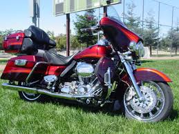 2009 harley davidson flhtcuse4 cvo ultra classic electra glide
