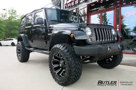 fuel jeep jeep wrangler with 20in fuel assault wheels exclusively from