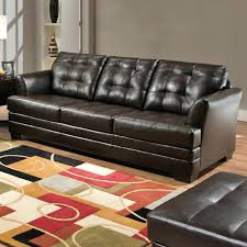 Ashley Furniture Leather Loveseat Ashley Furniture Red Leather Loveseat Darcy Sofa And Bed 23954