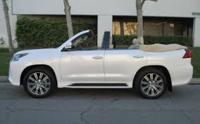 convertible lexus for sale buying opportunity 2016 lexus lx convertible on sale in kuwait