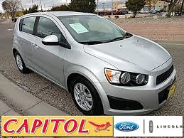 used chevrolet sonic for sale in albuquerque nm edmunds