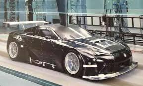lexus lfa race car lexus lfa racer is the stuff of car nerds u0027 dreams