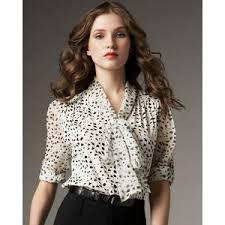 bow tie blouse bow tie blouses realfashiondaily