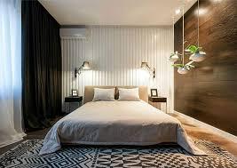White And Brown Bedroom Fresh Design Of Modern Urban Home By Svoya Studio Interiorzine