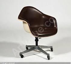 fauteuil bureau eames chaise wiggle sold by artcurial briest poulain f tajan