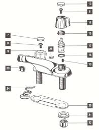 classic price pfister kitchen faucets commercial sink faucet parts