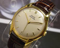 piaget automatic stunning piaget automatic gold plated 1950s vintage mens