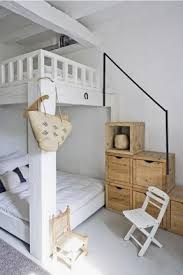 Make Your Own Wooden Bunk Bed by Wooden Loft Bunk Beds Foter