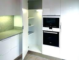 cuisine meuble d angle colonne de four encastrable colonne pour cuisine meuble d angle four