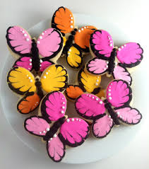 butterfly party favors butterfly cookie favors butterfly party favors
