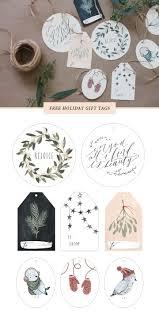 15 free printable christmas gift tags