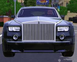 roll royce burgundy my sims 3 blog 2004 rolls royce phantom by fresh prince