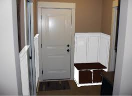 Small Entry Ideas Hammers And High Heels Project Feature Diy Entry Storage Ideas