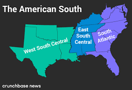 Of The South Here Are The Top States And Cities For Startups In The South