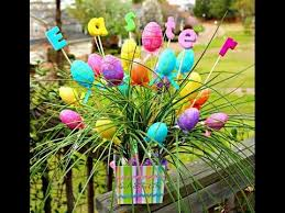 outdoor easter decorations 70 awesome outdoor easter decorations 2015