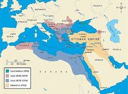 Ottoman Empire In Wwi Was The Ottoman Empire Powerful In Wwi Quora