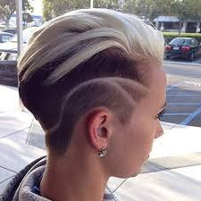 short haircuts designs 50 shaved hairstyles that will make you look like a badass