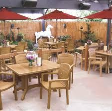 Restaurant Patio Chairs Restaurant Patio Furniture Wholesale At Commercial Restaurant