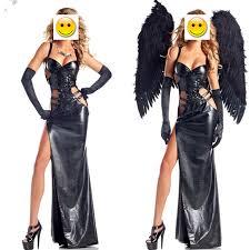 Fallen Angel Halloween Costume Cheap Halloween Costume Dark Angel Aliexpress