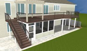 st louis mo deck vs patio vs patio enclosure st louis