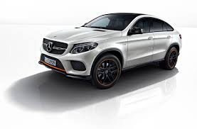 mercedes white orangeart is the new edition for mercedes benz gle coupe