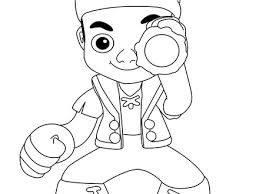 jake neverland pirates toys coloring pages jake