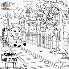 thomas the train halloween worksheets for kids house thomas n