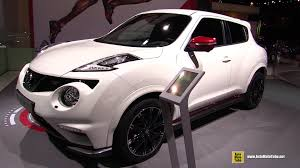nissan juke interior 2015 nissan juke nismo rs exterior and interior walkaround