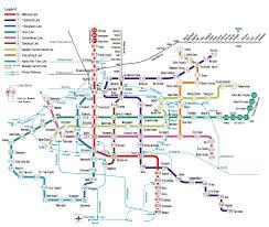 Boston T Train Map by Osaka Subway And Train Map My Blog